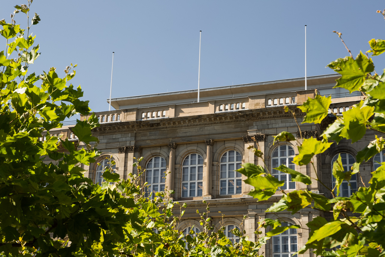 The historical RWTH Aachen Main Building